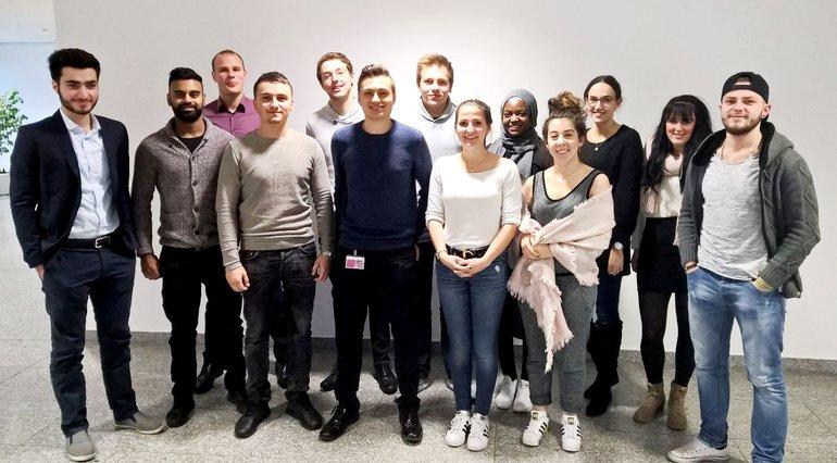 Auszubildendenvertretung Telekom Bonn