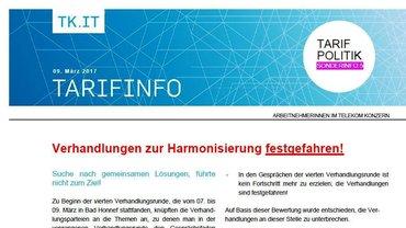 Tarifinfo 5 - Teaser