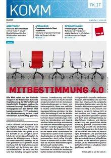 komm 02/2017 - Titelblatt
