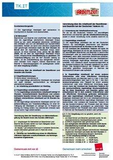 Flyer temporäre WAZ-Erhöhung Beamte - Seite 2 von 2