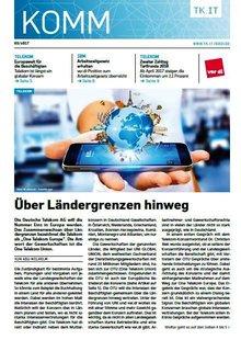 komm 03/2017 - Titelblatt