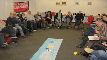 Workshop 27.04.2017 - ver.di in der DT S GmbH in NRW