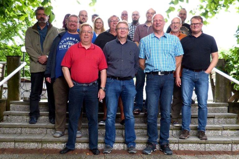 Betriebsgruppenseminar DTTS Bochum / Essen / Recklinghausen in Wesel