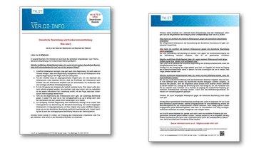 ver.di-Info LFB 9 NRW - Beamtenbeurteilung - Konkurrentenmitteilung