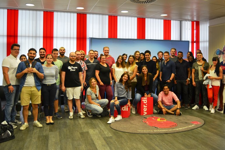 Workshop Düsseldorf, 6. Juli 2017