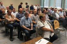 Vor Ort Veranstaltung mit Bundestagsabgeordneten - Herten, 13. Juli 2017