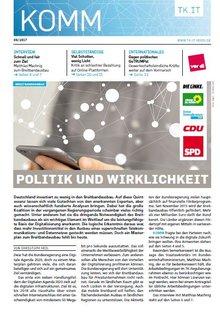 KOMM 06 / 2017 - Titelblatt