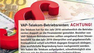 VAP - Betriebsrebten - Achtung - Teaser