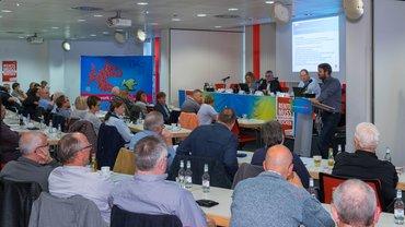 Beamtenpolitische Konferenz ver.di LFB 9 NRW 11.09.2017