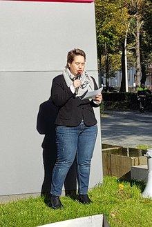Nicole Kochstellvertretende Vorsitzende KBR Telekom