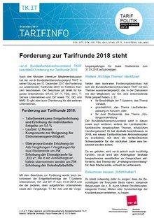 Tarifinfo 1 - Seite 1