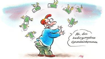 Bedingungsloses Grundeinkommen