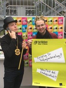 Tarifdeluxe bei der Telekom in Bonn