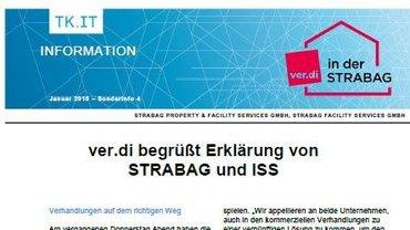 STRABAG Sonderinfo 4 - Teaser