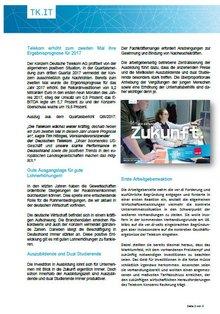 Tarifinfo 5 - Verhandlungen eröffnet  - Seite 2
