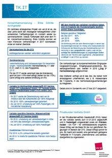 Themenbrief Betriebsratswahl Telekom 2018 - Seite 2