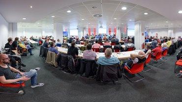 Regionalkonferenz der TK IT NRW am 17.04.2018 in Düsseldorf