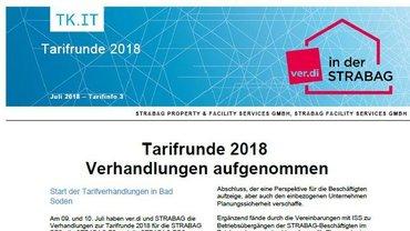 Tarifinfo 3 STRABAG - Verhandlungen aufgenommen - Teaserformat