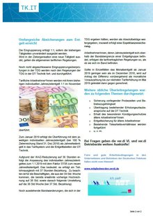 Tarifinfo TV SR BÜ Technology zur DT Technik - Seite 2