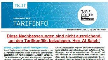 Tarifinfo 13 TSI TR 2018 - Teaserformat