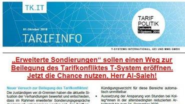 Tarifinfo 14 T-Systems 2018 - erweiterte Sondierung - Teaserformat