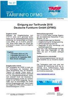 Tarifinfo DFMG