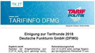 Tarifinfo DFMG - Taeserformat