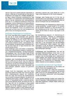 Tarifinfo 19 Tarifrunde telekom 2018 - Rahmen für 14 Tage steht - Seite 2 von 2