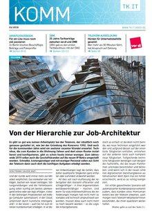 KOMM 02 / 2019 - Titelblatt