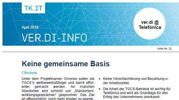 Flyer TGCS Chronos - Teaserformat