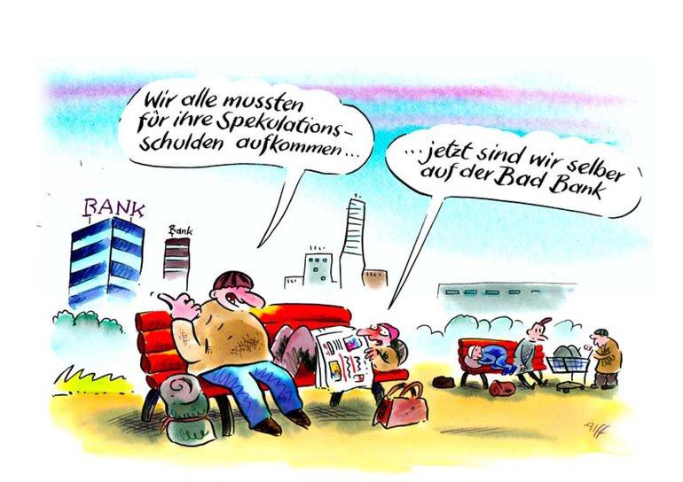 Finanzkrisen verhindern!