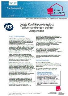 Tarifinfo ISS CS, Seite 1 von 3