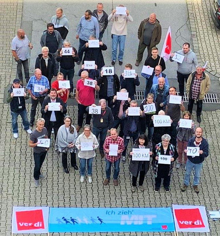 Standortreduzierungen sind Klimakiller - DT Service Dortmund, 19.09.2019