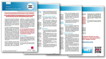 Beschäftigteninfo Oktober 2019 - T-Systems und Segment Deutschland - Verlagerung TK-Geschäft und Ausgründungen in der TSI