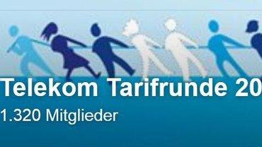 Kopf facebook-Gruppe Tarifrunde Telekom 2020 - Teaser