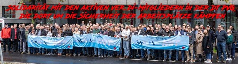 Tarifpolitische Kongerenz LFB 9 NRW am 6.11.2019