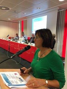 Beamtenpolitische Konferenz 2019 ver.di TK IT DV NRW am 29.10.2019 in Düsseldorf