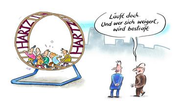 Hartz IV Sanktionen