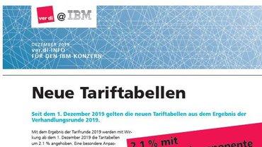 ver.di-Info IBM Dezember 2019 - Teaserformat