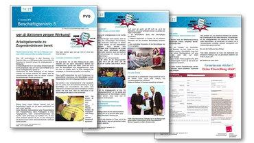 Beschäftigteninfo 5 PVG