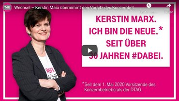 Startbild Vorstellungsvideo Kerstin Marx