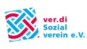 Sozialverein ver.di - Logo Teaserformat