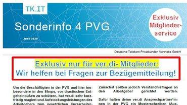 Sonderinfo DT PVG Beratungs(s)check - Teaserformat