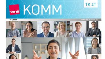 KOMM 4 / 2020 - Teaser