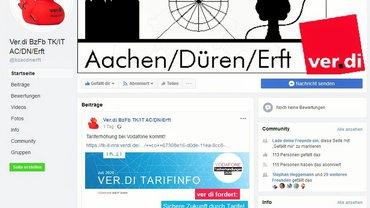 BzFB 9 Aachen / Düren / Erft auf Facebook