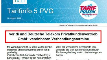 Tarifinfo 5 DT PVG - Seite 1 Teaserformat
