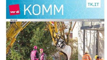KOMM 6 / 2020 - Titelblatt - Teaserformat