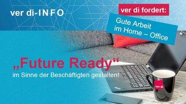 ver.di-Info Vodafone Future Ready - Teaser