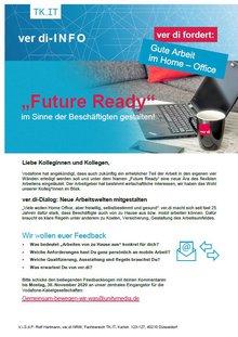 ver.di-Info Vodafone Future Ready - Seite 1 von 3