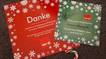 Dortmund; Danke; Weihnachten